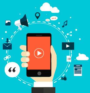 Видеопосев видео в интернете