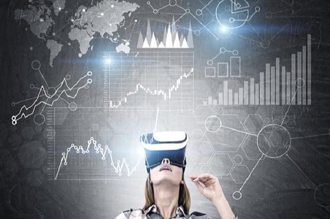 Виртуальная и дополненная реальность AR VR
